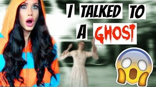I TALKED TO A GHOST | STORYTIME | COLLAB WITH JESSII VEE thumbnail