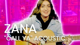 "Zāna ""Call Ya"" 