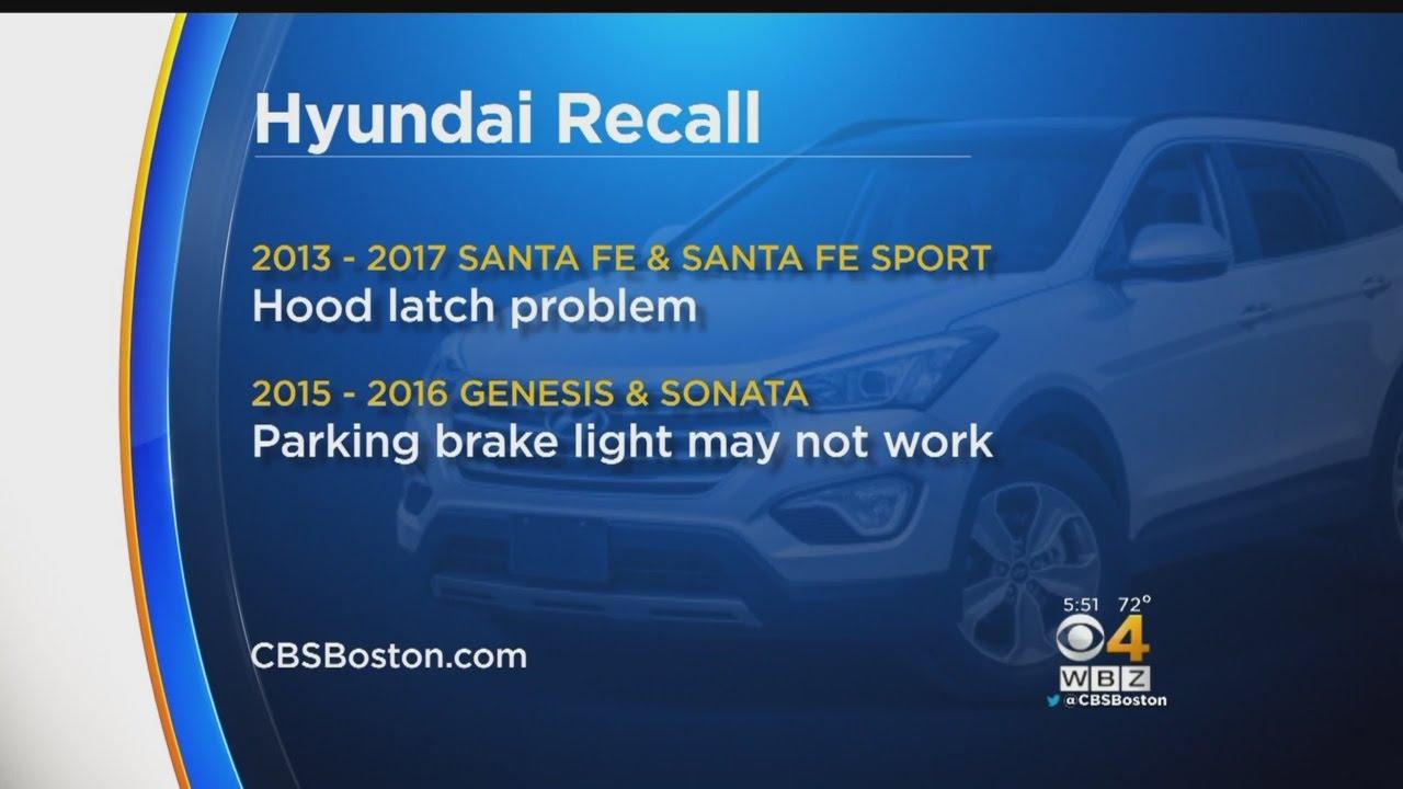 Hyundai Recalls Nearly 600 000 Vehicles