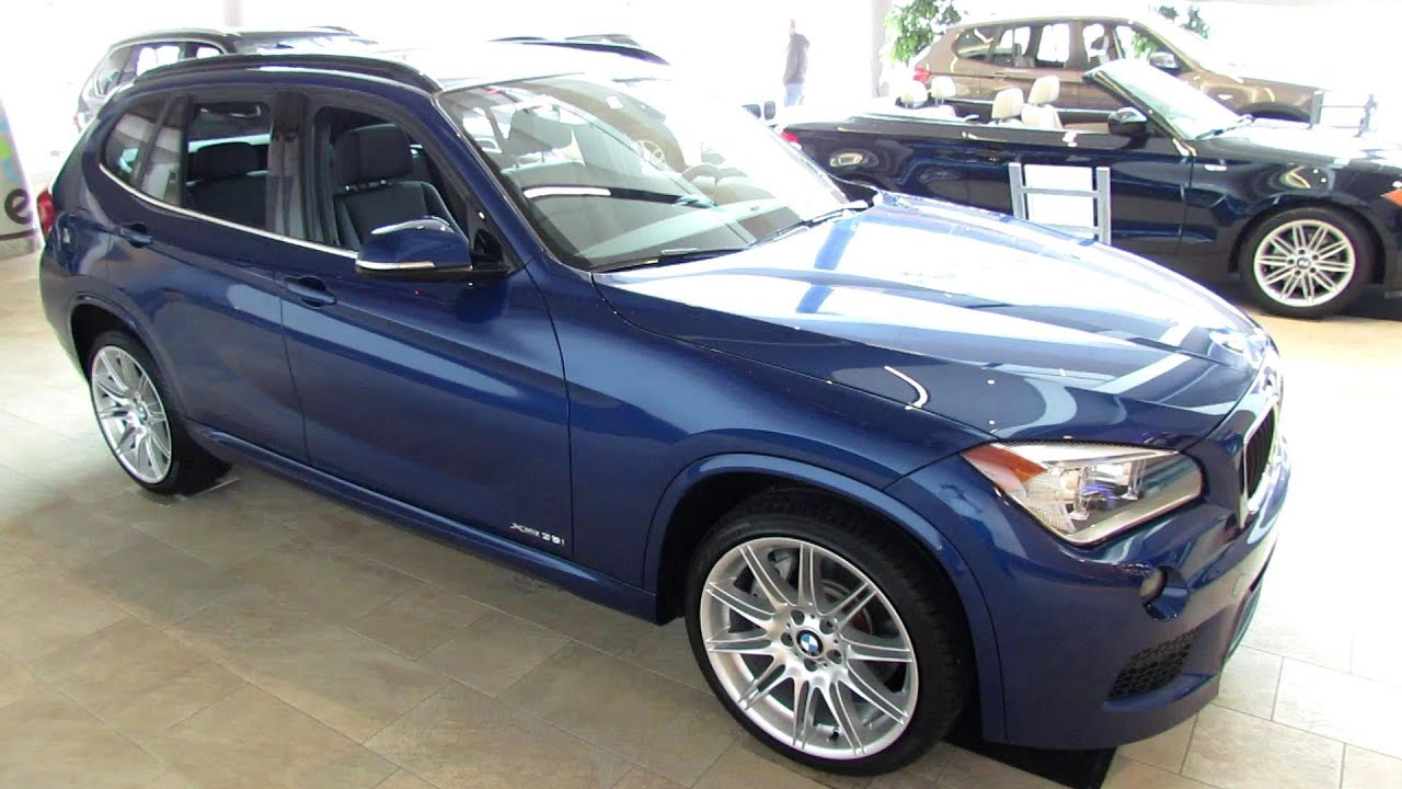 2013 bmw x1 xdrive 35i m sport exterior and interior. Black Bedroom Furniture Sets. Home Design Ideas