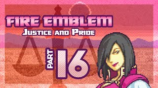 """Part 16: Let's Play Fire Emblem, Justice & Pride, Reverse Mode, Chapter 12 - """"Harriers?"""""""