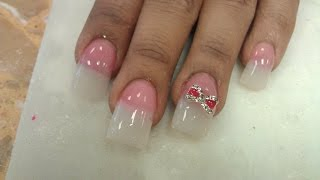 CRAZY CURVE NATURAL LOOK NAILS P1