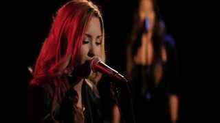 Demi Lovato - Give Your Heart A Break (Acoustic Verison Video)