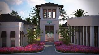 Solara Resort Clubhouse in Kissimmee, Florida - Mattamy Homes
