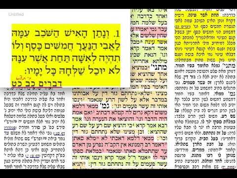 הדף היומי מסכת ערכין דף טו Daf yomi Arachin daf 15