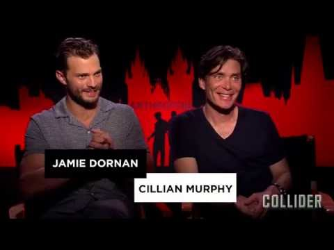Jamie Dornan, Cillian Murphy - Collider interview