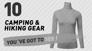 Clothing Women Shirts, Top 10 // Camping & Hiking 2017