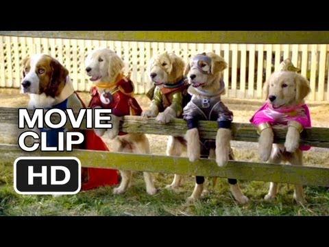 Super Buddies DVD Release Clip 1 (2013) -...