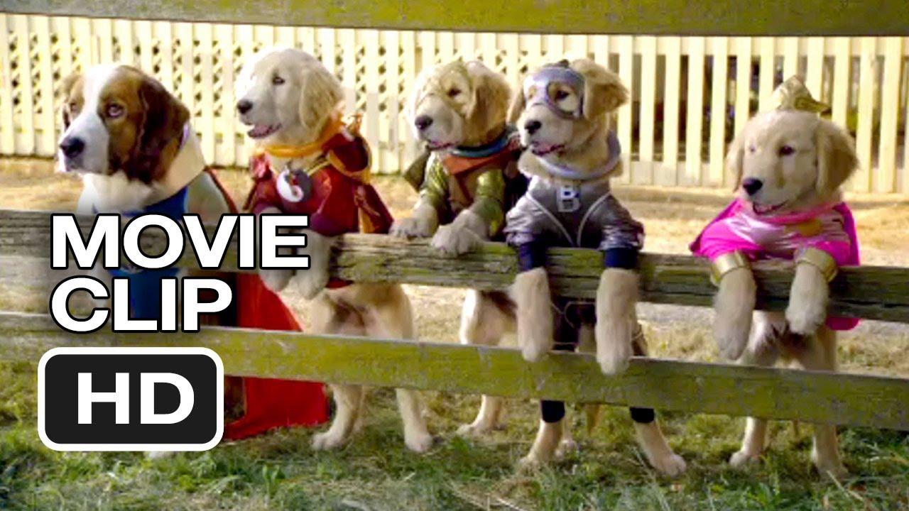 Super Buddies Puppies Names