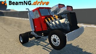 BeamNG.drive - BIGGEST SUPERCHARGERS