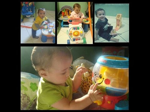 Brinquedos Pedagógicos Para Bebê - Fisher Price