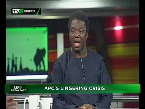 TVC Breakfast 15th May, 2018 | APC Lingering Crisis