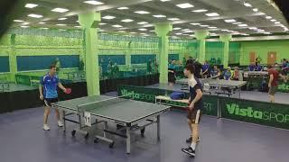Артемов - Синицын | RTTF cup 300 (зима 2021)