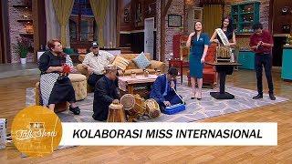 Kolaborasi Bermusik yang Keren Miss Internasional 2017 dan Kang Dadan MP3