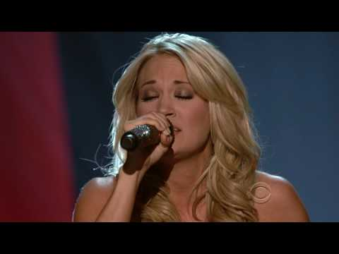 carrie underwood I told you so