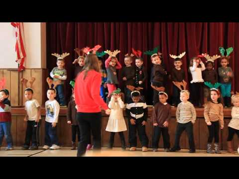 Holmesburg Christian Academy 2015 Pre-K holiday performance