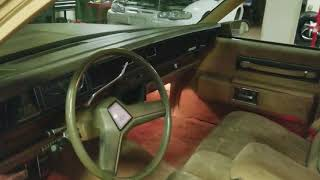 1986 Caprice Brougham LS For Sale $5000