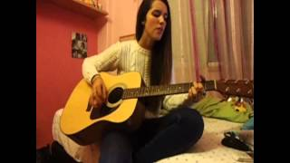 Colbie Caillat- droplets (cover marta santos)