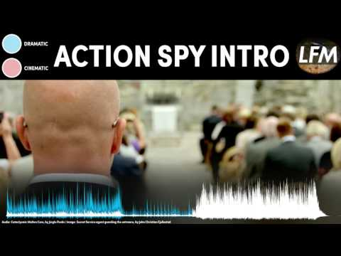 Dramatic Spy Intro Instrumental | Royalty Free Music
