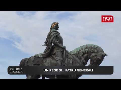 Istoria Clujului -