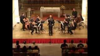 Stravinsky - Soldier's Tale (L'Histoire du Soldat), Macau Orchestra players, part 1