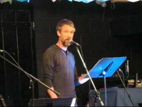 Stephen Lush tells a Newfoundland story