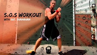 Kettlebell Sweat Off Sizes | Workout Mission #6