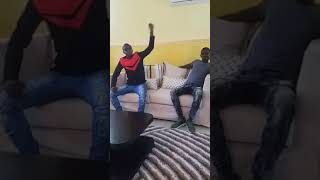 Alh Bora and Alh Mohamed important message to all Gambians please listen  Ker Fatou