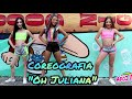 Oh Juliana Mc Niack - Coreografia Mc Arco Iris