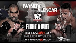 PFL: Fight Night Full Event