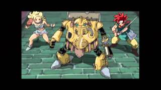 Chrono Trigger PS1 Opening