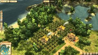 Anno 1404 [mod IAAM] - Let's Play : Episode 2
