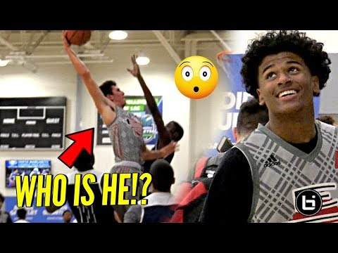 Who Is Jalen Green's Teammate!? UCLA Committ Jaime Jaquez Is ICE COLD!!!