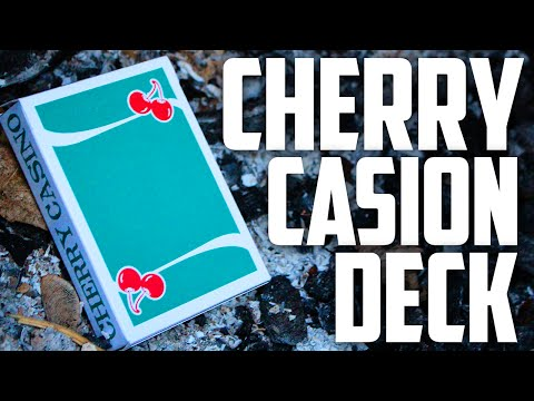 Deck Review - Cherry Casino Playing Cards [HD]