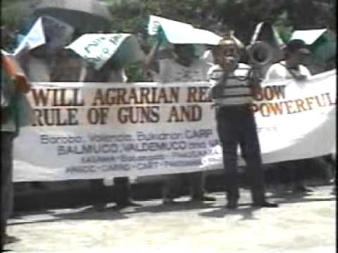 The Chronicle of a Land Redeemed: The Struggle of Agrarian Reform in Barobo, Valencia