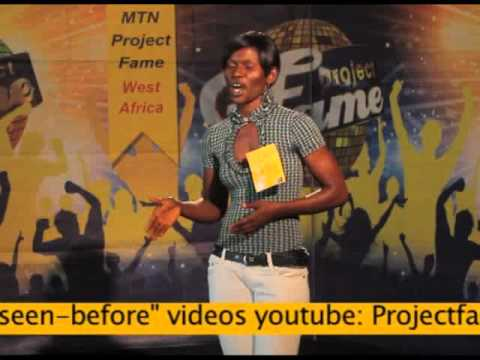 Singing With Dignity on Project Fame