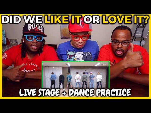 BTS - 'I Like It PT. 2' REACTION (Live & Dance Practice)