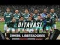 Palmeiras enfrenta Cerro Porteño nas oitavas da Libertadores; confira retrospecto