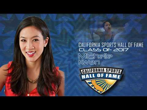 California Sports Hall of Fame Inductee - Michelle Kwan