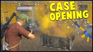 Case Opening & Solo Duo! - Duo H1Z1 King of the Kill #1
