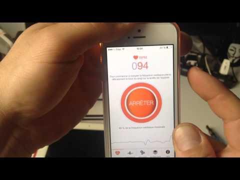 Heart Rate : Mesurer Votre Fréquence Cardiaque IOS.8
