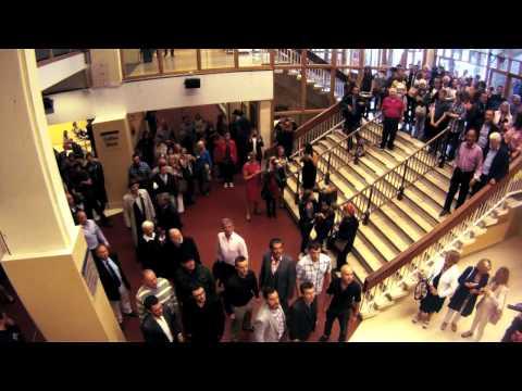 Les Miserables Flashmob Leopardstown Race Course
