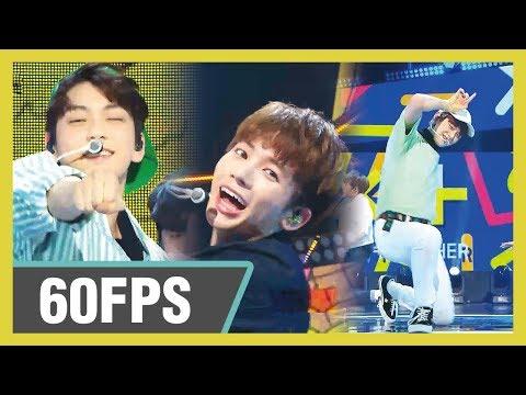 60FPS 1080P | TOMORROW X TOGETHER - CROWN, 투모로우바이투게더 - 어느날 머리에서 뿔이 자랐다 Show! Music Core 20190316