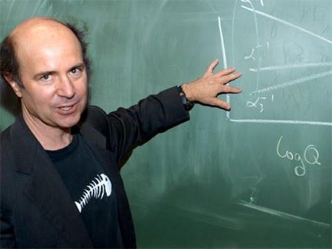 Quanta, Symmetry, and Topology -- Frank Wilczek IAS 2010