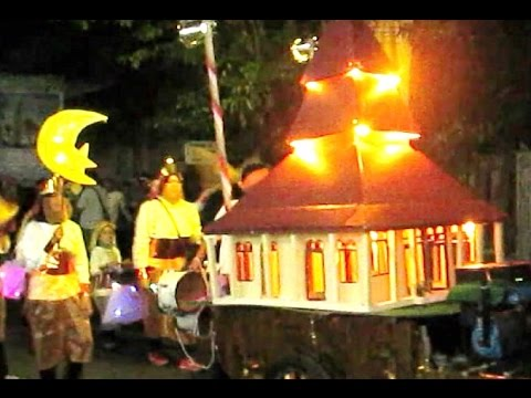 Gema TAKBIRAN COMPETITION - Takbir Keliling Minomartani - Islam in Java [HD]