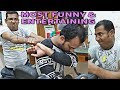 SWAG & Attitude special head massage | neck cracking by Indian barber | Funny ASMR for Sleep