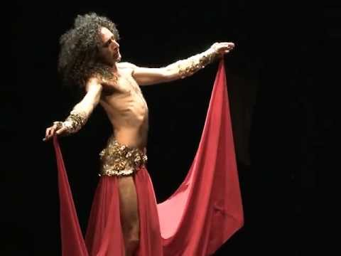 Meet Alexandre Paulikevitch, the Lebanese male belly dancer breaking stereotypes - IBTimes India