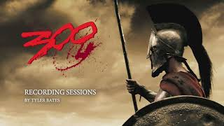 14. The Hot Gates (Part 2) - 300 Soundtrack (Recording Sessions)
