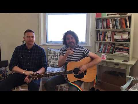 Does This Train Stop On Merseyside - Ian Prowse & Damien Dempsey (duet)