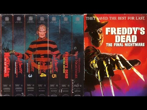 FREDDY'S DEAD Movie Review (A Nightmare on Elm Street Part 6: THE FINAL NIGHTMARE)